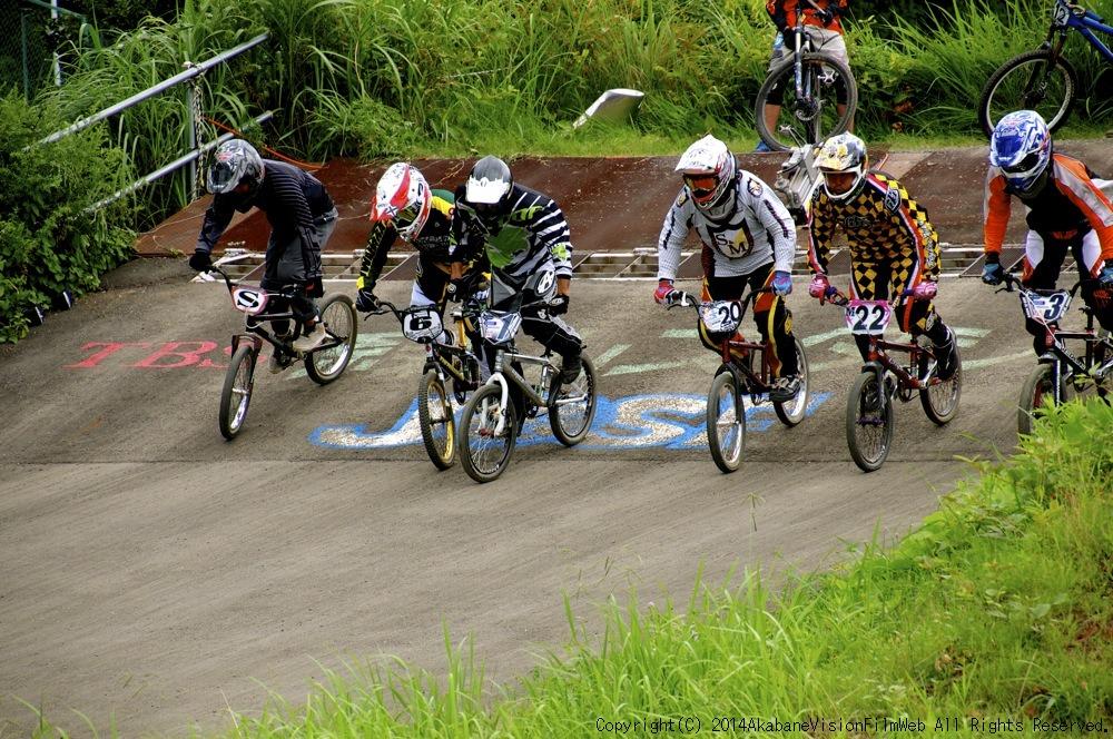 2014JOSF緑山7月定期戦:VOL2:BMXマスターズ決勝 動画あり_b0065730_19285844.jpg