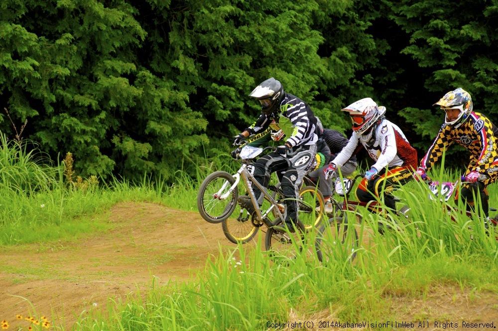 2014JOSF緑山7月定期戦:VOL2:BMXマスターズ決勝 動画あり_b0065730_19291995.jpg