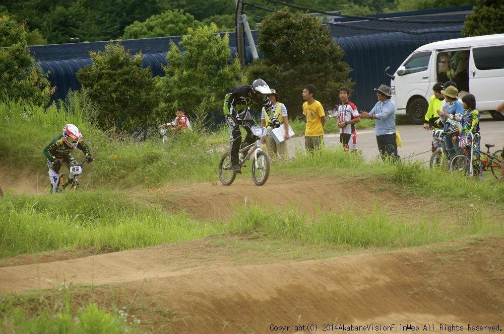 2014JOSF緑山7月定期戦:VOL2:BMXマスターズ決勝 動画あり_b0065730_19342179.jpg