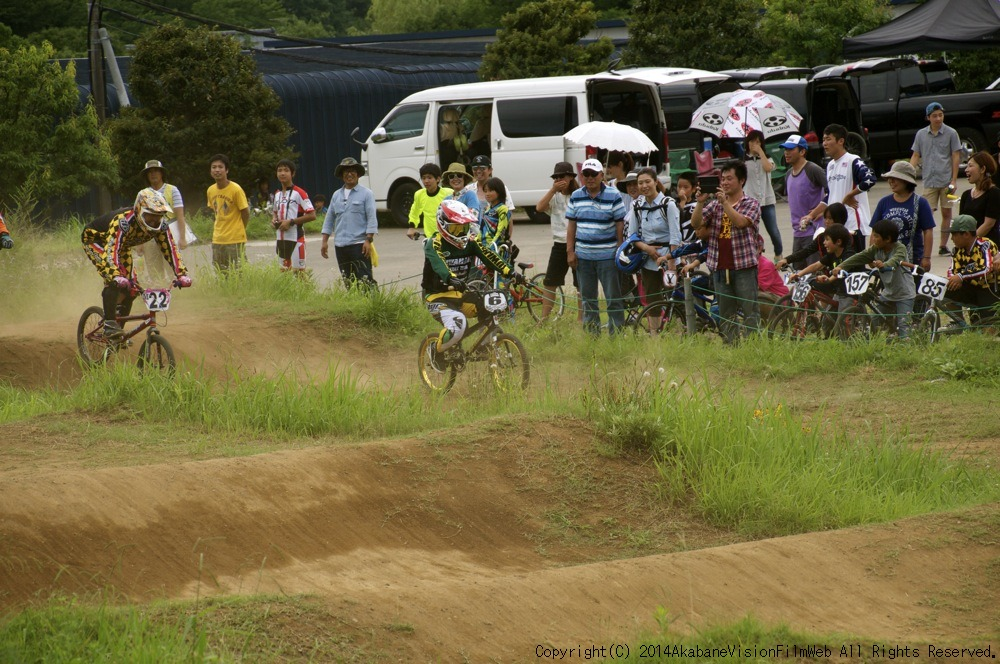 2014JOSF緑山7月定期戦:VOL2:BMXマスターズ決勝 動画あり_b0065730_1934398.jpg