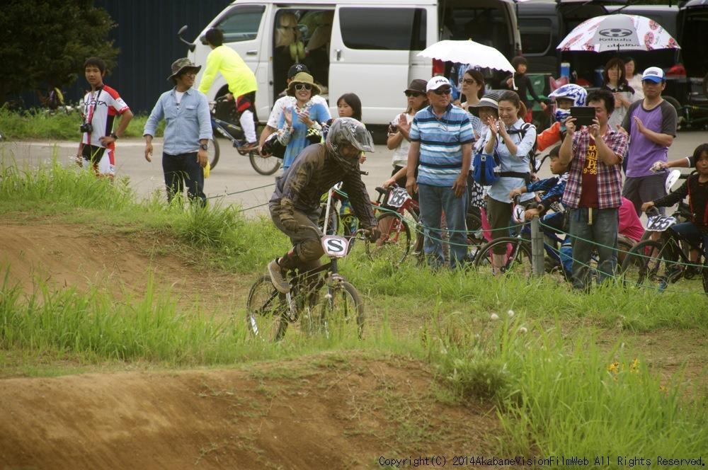2014JOSF緑山7月定期戦:VOL2:BMXマスターズ決勝 動画あり_b0065730_19352839.jpg