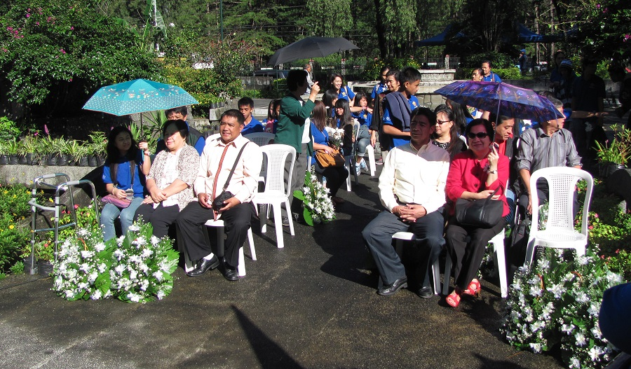 Philippines-Japan Friendship Day ceremony in Baguio city 日比友好の日 2014_a0109542_23384819.jpg