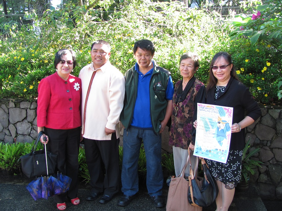 Philippines-Japan Friendship Day ceremony in Baguio city 日比友好の日 2014_a0109542_23501157.jpg