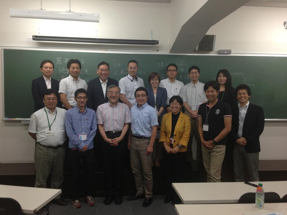 2014.07.18 大学イノベーション研究所 第2回セミナーを開催_f0138645_21295636.jpg