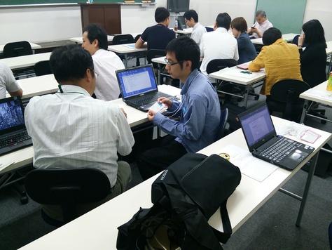 2014.07.18 大学イノベーション研究所 第2回セミナーを開催_f0138645_21301284.jpg