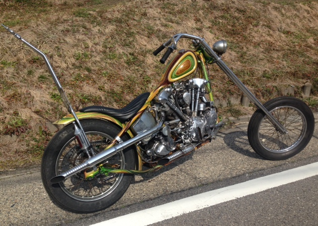 38 knucklehead sold out_c0152253_9572819.jpg