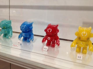 KAIJIN EXHIBITION「SUPACE RACERS 2」開催中!_f0010033_16392888.jpg