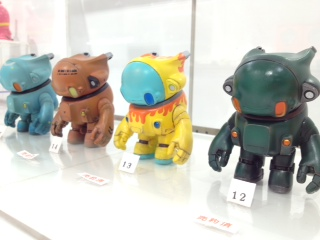 KAIJIN EXHIBITION「SUPACE RACERS 2」開催中!_f0010033_16402097.jpg