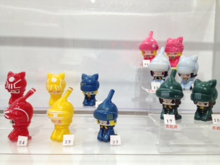 KAIJIN EXHIBITION「SUPACE RACERS 2」開催中!_f0010033_16412191.jpg