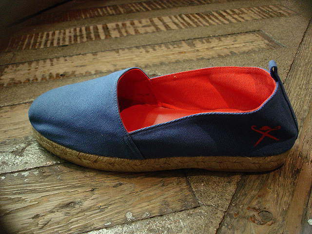 NEW : HACKETT LONDON [ESPADRILLES] WASHED !!_a0132147_0195341.jpg
