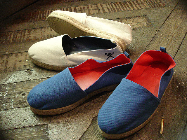 NEW : HACKETT LONDON [ESPADRILLES] WASHED !!_a0132147_0211050.jpg