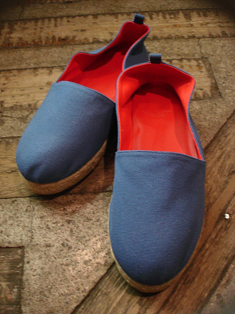 NEW : HACKETT LONDON [ESPADRILLES] WASHED !!_a0132147_0211972.jpg