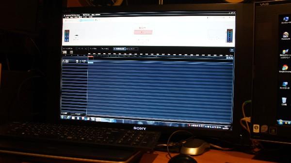 DSD録音を編集中_e0166355_4323252.jpg