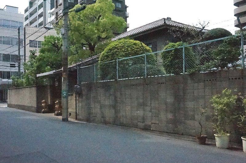 旧木子七郎邸_c0112559_13565144.jpg