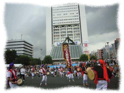 中野チャンプルーフェスタ2014_f0178866_6212100.jpg