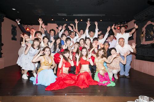 ベリーダンスショー atマンディール ありがとうございました!!_d0189569_6552424.jpg
