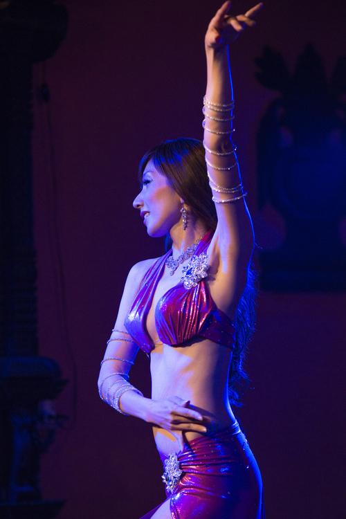 ベリーダンスショー atマンディール ありがとうございました!!_d0189569_712473.jpg