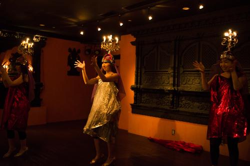 ベリーダンスショー atマンディール ありがとうございました!!_d0189569_714421.jpg