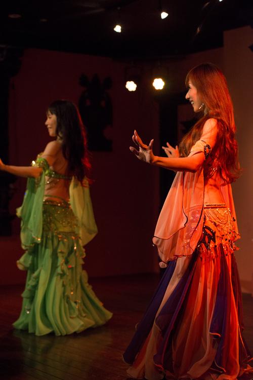 ベリーダンスショー atマンディール ありがとうございました!!_d0189569_7382819.jpg