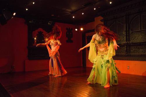 ベリーダンスショー atマンディール ありがとうございました!!_d0189569_7471478.jpg