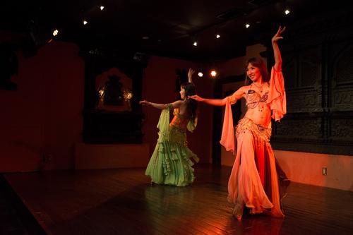 ベリーダンスショー atマンディール ありがとうございました!!_d0189569_7497.jpg