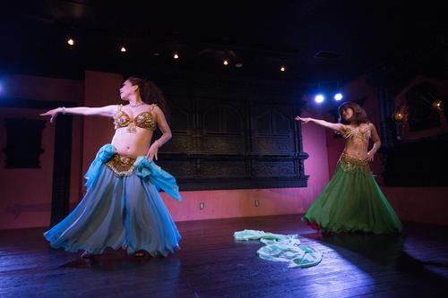 ベリーダンスショー atマンディール ありがとうございました!!_d0189569_792757.jpg
