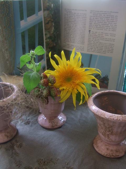 オークリーフ(夏におすすめの花瓶)_f0049672_182968.jpg