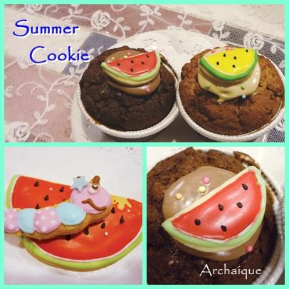 Summer Cookie_c0220186_11570608.jpg