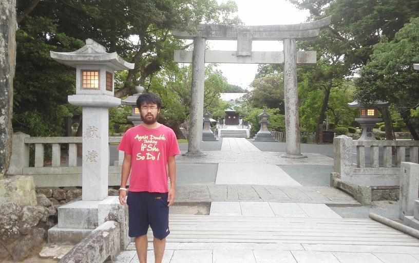 平成廿六年 七月十八日 西日本遊學 四十八日目_a0165993_2117595.jpg