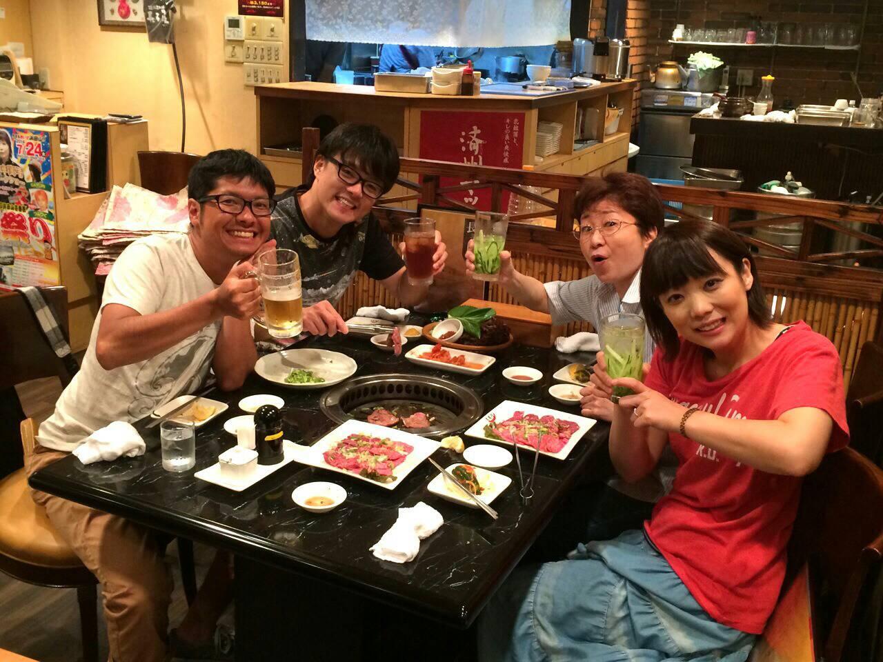 第9回夏祭り浜田山壱番街商店街_a0163623_019491.jpg