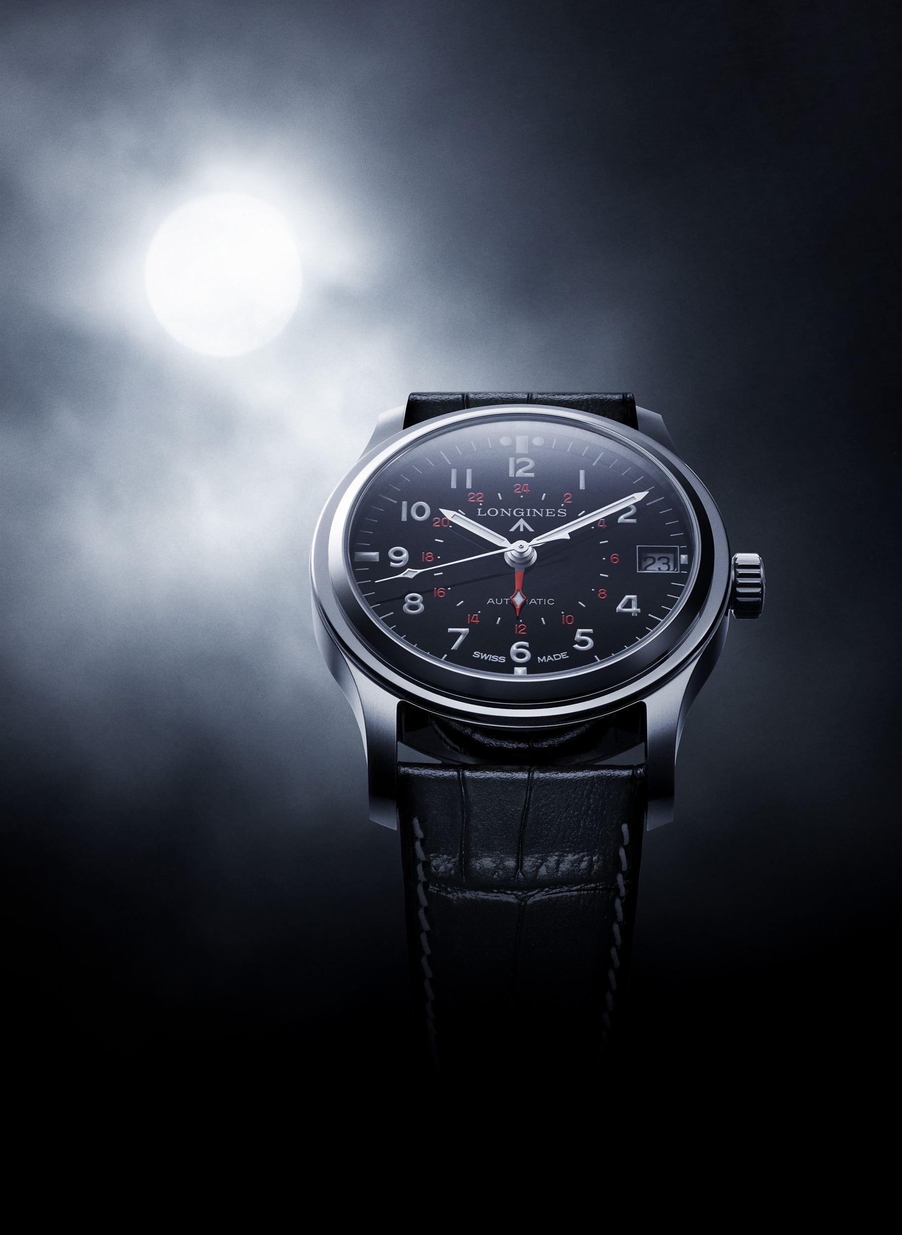 航空時計の伝統を今に伝えるロンジンのへリテージ コレクション新作_f0039351_164314.jpg