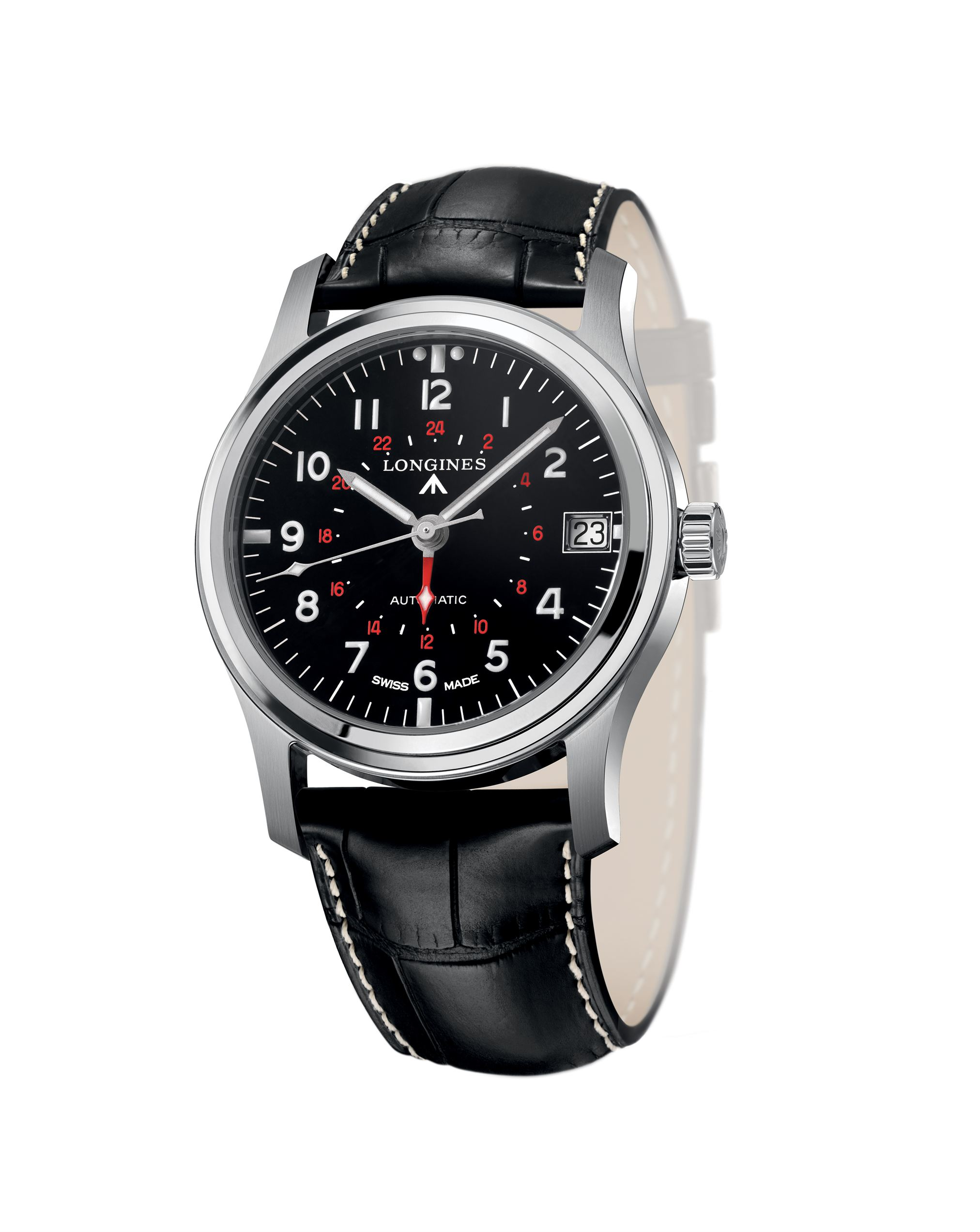 航空時計の伝統を今に伝えるロンジンのへリテージ コレクション新作_f0039351_16433026.jpg