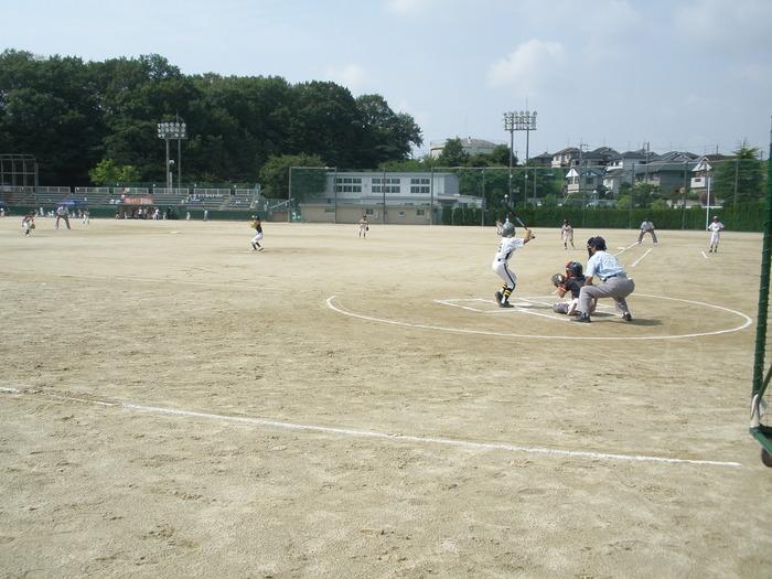 7/21(月) Bチーム 夏の大会 1回戦・準決勝_b0296154_21401024.jpg