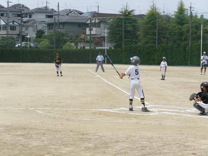 7/21(月) Bチーム 夏の大会 1回戦・準決勝_b0296154_21405454.jpg