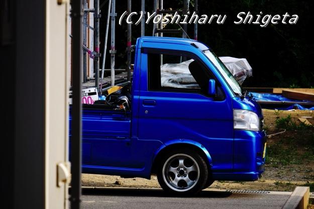 〜Metallic blue〜_c0152400_17214269.jpg