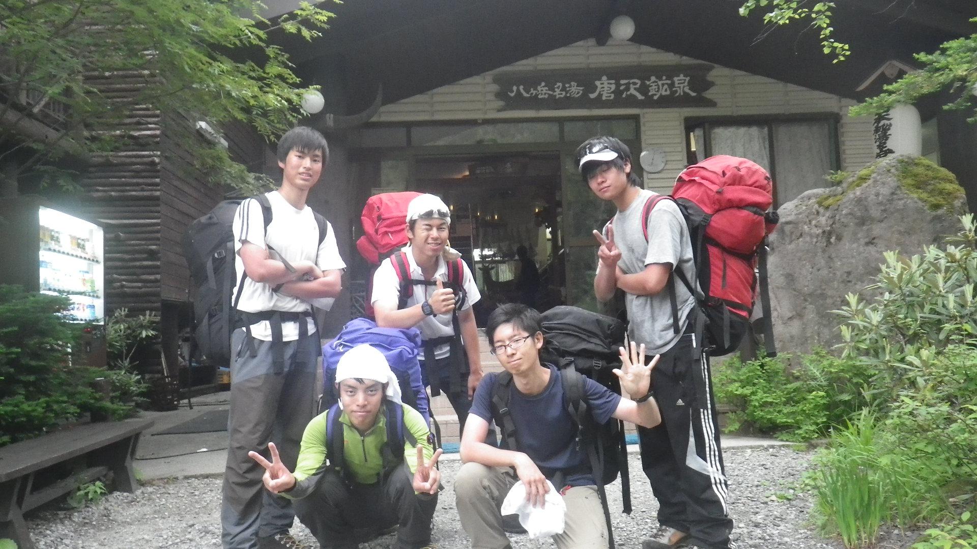 八ヶ岳縦走_d0237801_1903556.jpg
