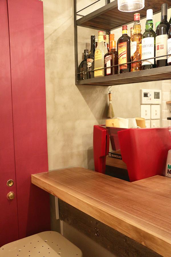 新宿 『cafe  wall』 施工日記no,17_f0192906_0175266.jpg