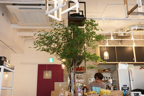 新宿 『cafe  wall』 施工日記no,25_f0192906_0435520.jpg