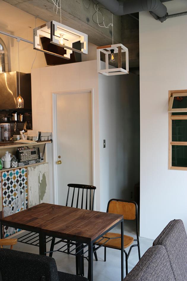 新宿 『cafe  wall』 施工日記no,25_f0192906_0443797.jpg