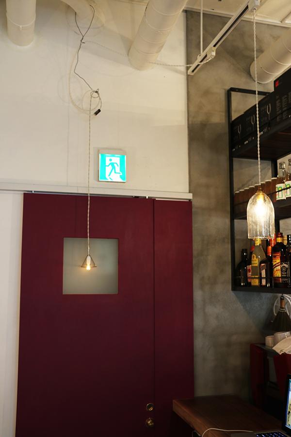 新宿 『cafe  wall』 施工日記no,25_f0192906_0452544.jpg