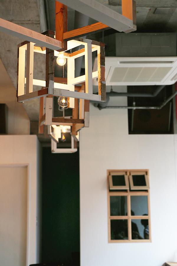 新宿 『cafe  wall』 施工日記no,29_f0192906_0555368.jpg