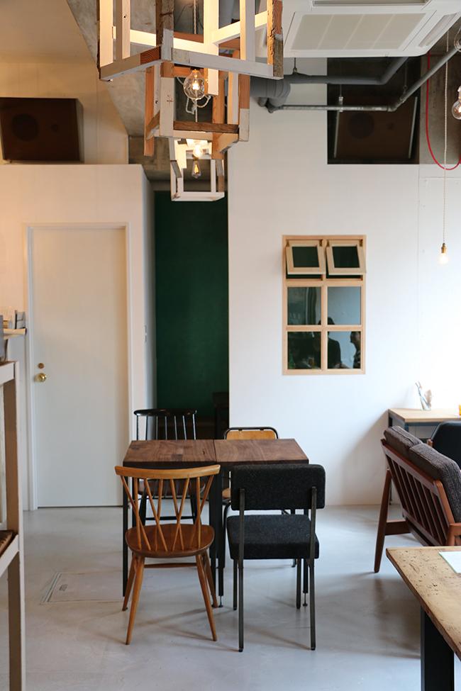 新宿 『cafe  wall』 施工日記no,29_f0192906_0561281.jpg