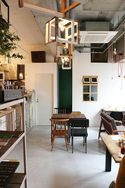 新宿 『cafe  wall』 施工日記no,31_f0192906_122894.jpg