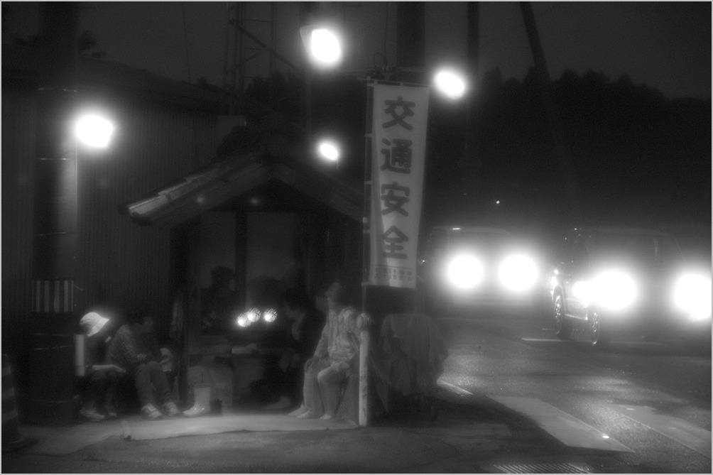 辻の地蔵 JIZO on the corner #LEICA M Monochrom_c0065410_21283733.jpg