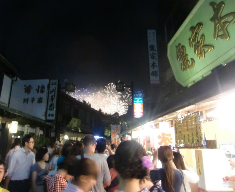 7月22日(火)柴又納涼花火大会_d0278912_223247.jpg