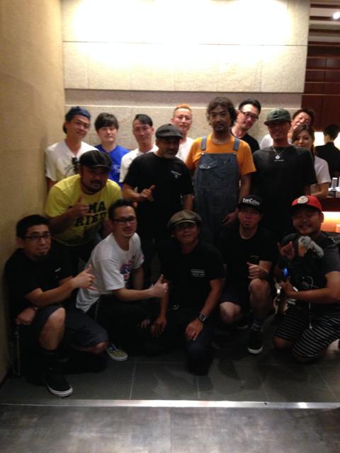 STEVE CABALLERO JAPAN TOUR in FUKUOKA_a0095515_1326287.jpg