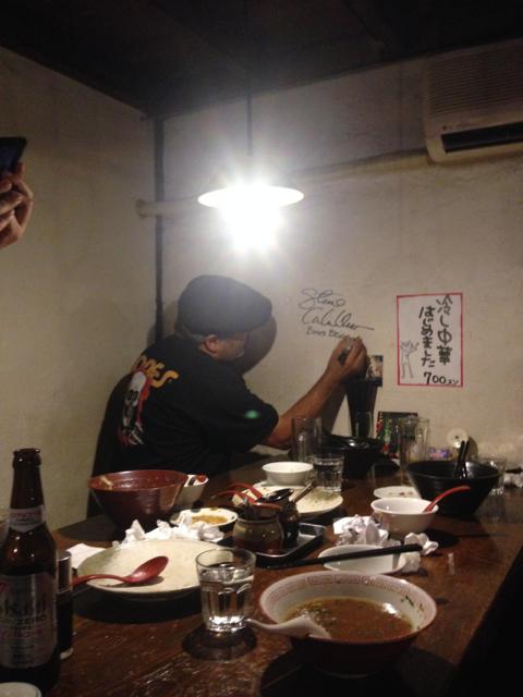 STEVE CABALLERO JAPAN TOUR in FUKUOKA_a0095515_1326875.jpg