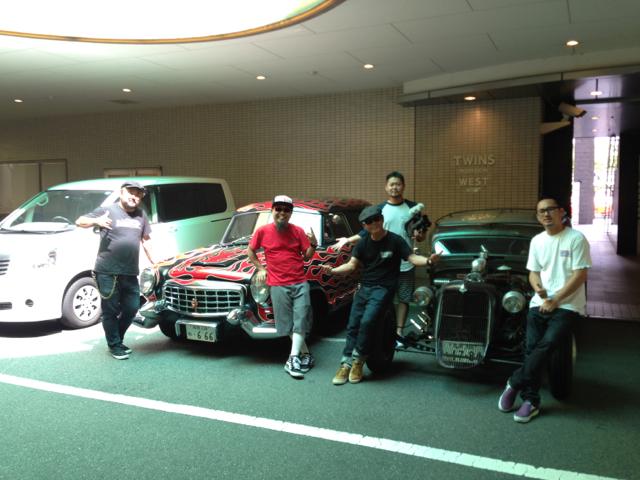 STEVE CABALLERO JAPAN TOUR in FUKUOKA_a0095515_13282696.jpg