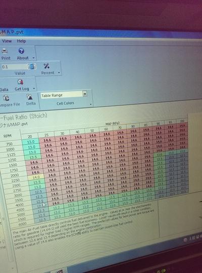 ダイナFXDL ローライダーのインジェクションセッティング_e0114857_2223116.jpg