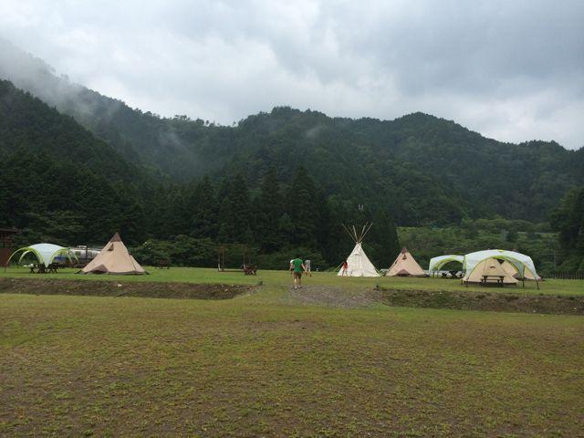 楽しかった3連休キャンプ1日目_a0239065_1191512.jpg